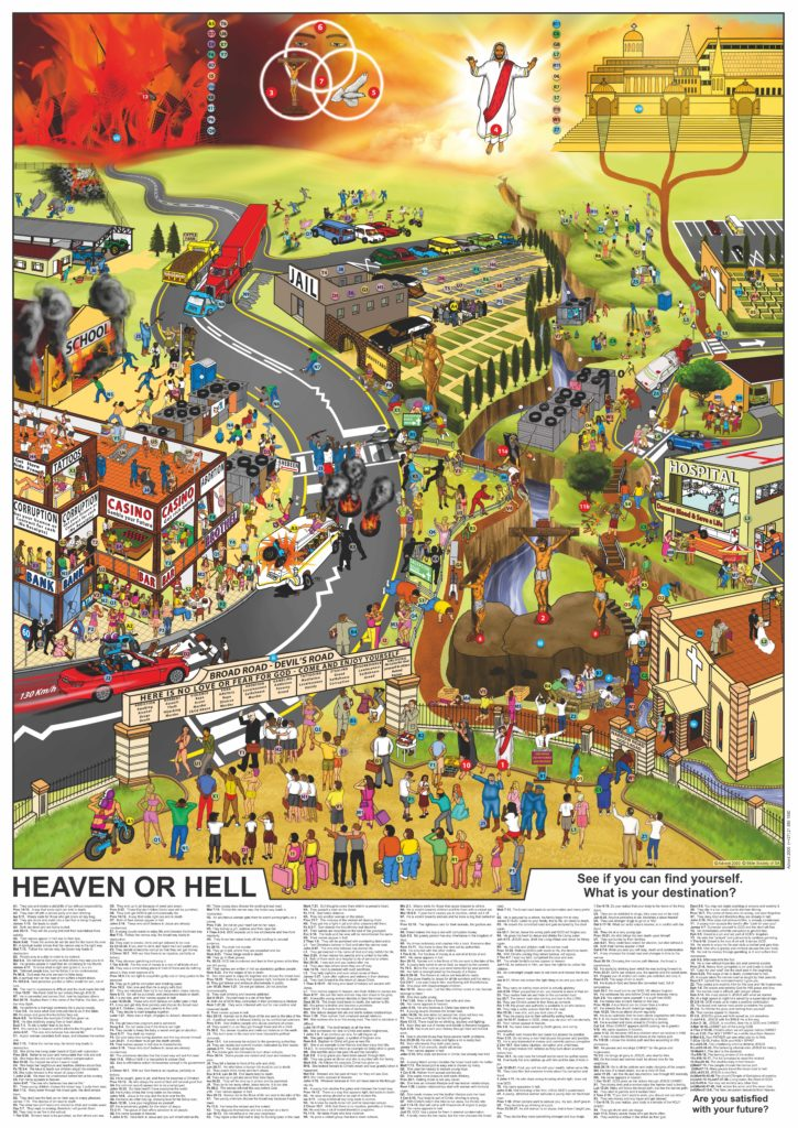 2. Heaven or Hell